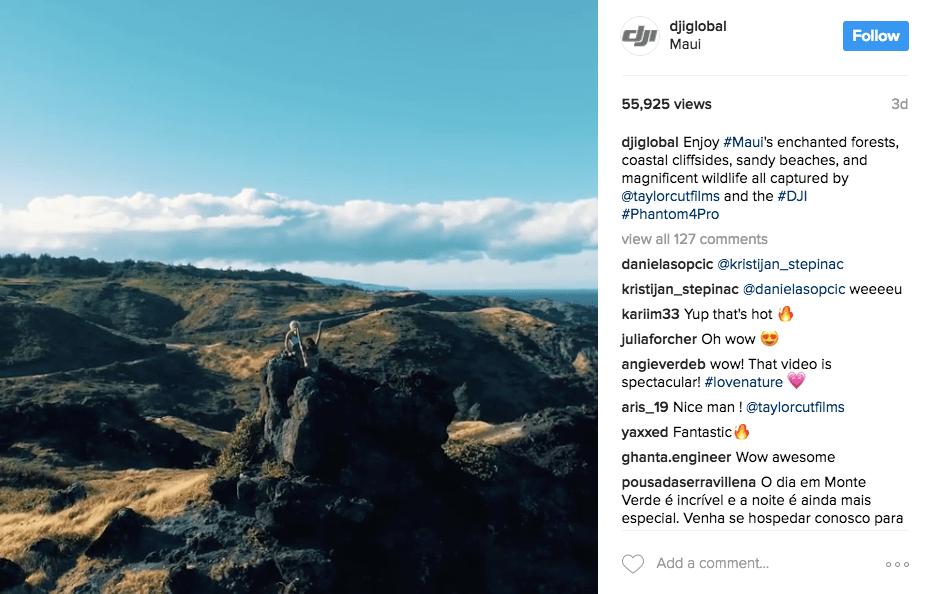 5- 10 mejores campañas de marketing en instagram del 2017