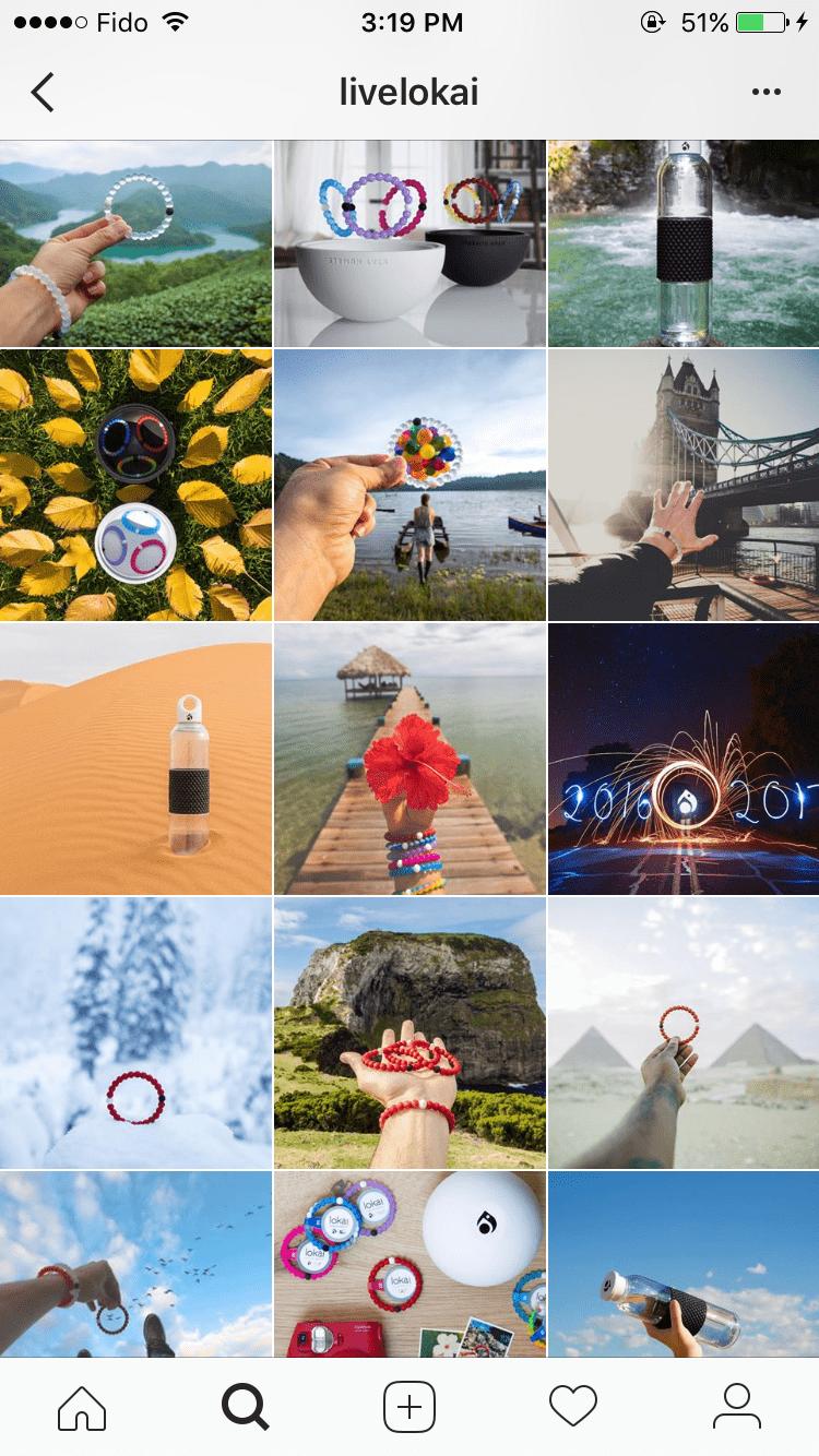 9- 10 mejores campañas de marketing en instagram del 2017