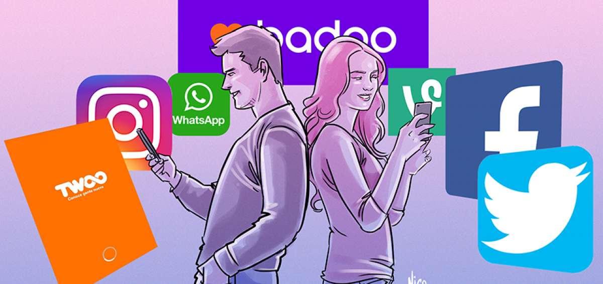 crear participación en las redes sociales