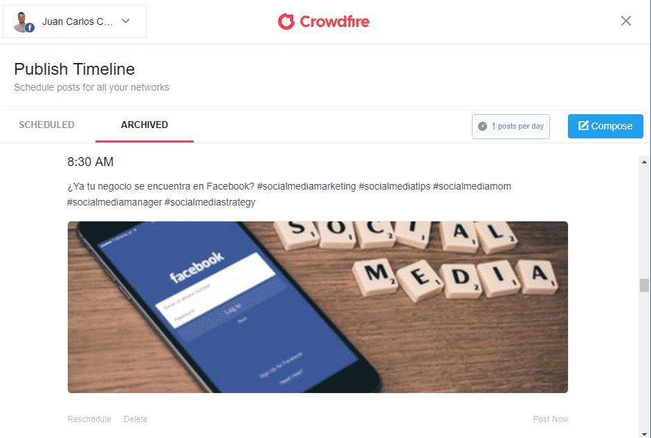 estrategia de marketing en instagram crowdfire