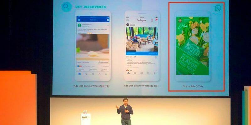 whatsapp mostrará publicidad