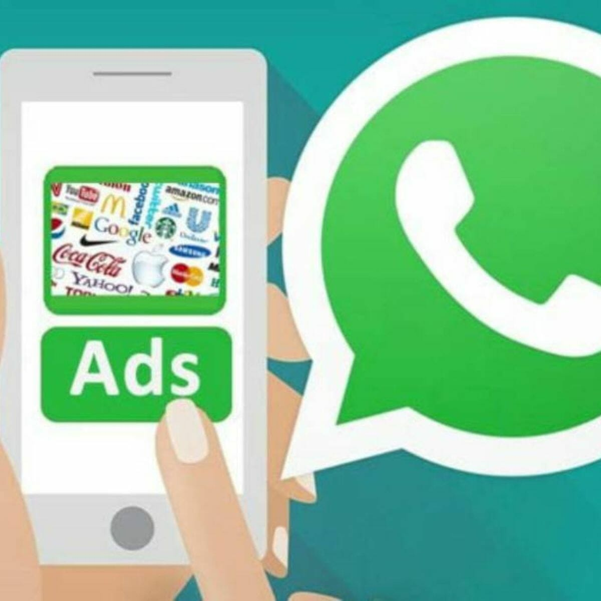 whatsapp mostrará publicidad en 2020