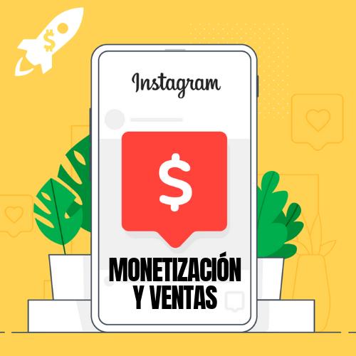 monetizació y ventas con instagram