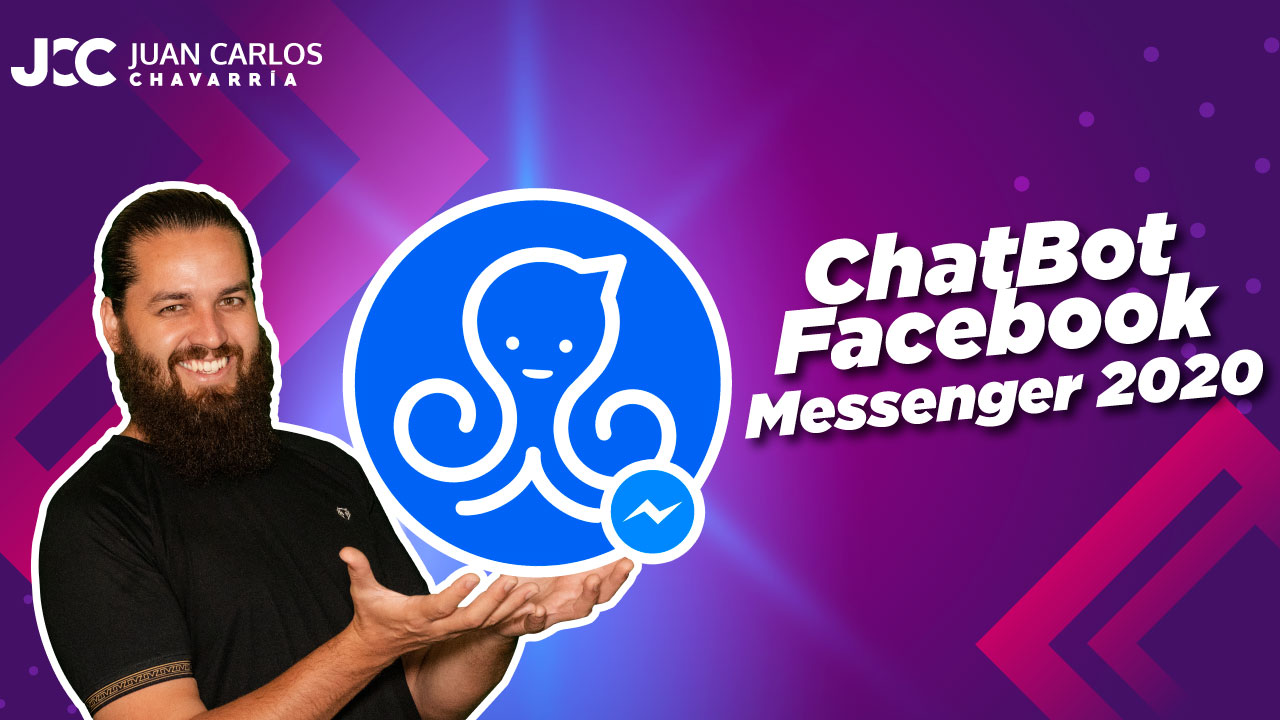 bot de facebook messenger