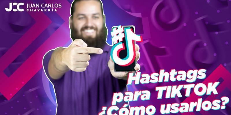 hashtags en las redes sociales